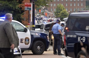 The FBI says it is likely Alexis acted alone when he killed 12 at the Washington Navy Yard on Monday [Xinhua]