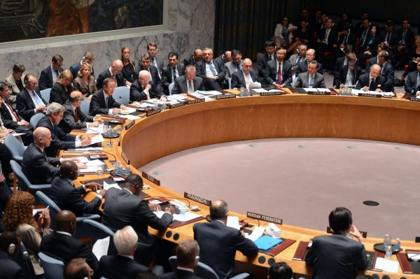 Upon Russia's request, the UNSC vote has been pushed back by one day to Saturday February 22, 2014 [Xinhua]
