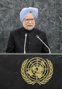 Singh says the world body must acknowledge new global realities [Xinhua]