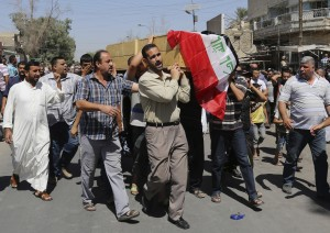 Thousands have been killed in Iraq in the past few months, renewing fears of a civil war [AP]