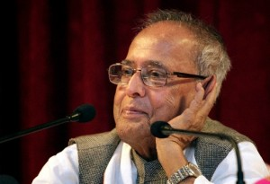 Indian President Pranab Mukherjee [AP]