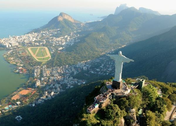 Brazil's 2014 growth outpaces many in the G20, says the Finance Ministry [Getty Images]