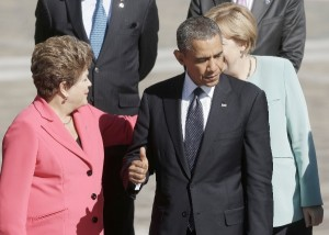 the Brazilian Senate formed an Investigative Parliamentary Commission last week to probe reports that the US National Security Agency (NSA) spied on President Dilma Rousseff [AP]