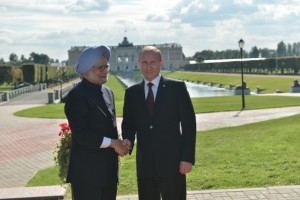 While in Russia, Singh is expected to develop bilateral trade and move BRICS initiatives forward