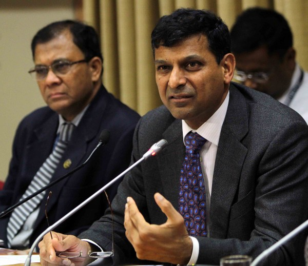 Rajan, who is widely credited with having predicted the global financial crisis that began in 2007 [Xinhua]