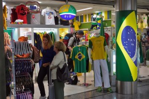 Clothes, electronics, even cars are priced higher in Brazil than neighbouring countries [Getty Images]
