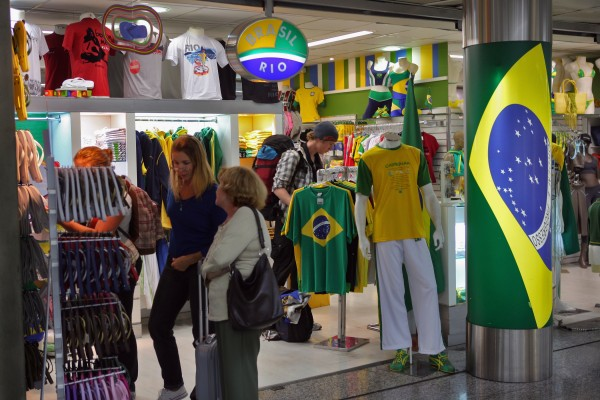 Despite rising inflation, consumer spending has continued to help boost economic growth in Brazil [Getty Images]