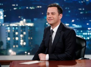 "Critics said that Kimmel made a mistake by not correcting the children about the ""wrong idea"" [AP]"