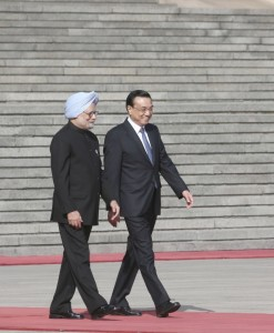 """""""The agreement on Border Defence we just signed will ensure peace and tranquility on our borders,"""" asserted Singh [Xinhua]"""