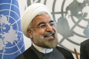 Talks on Iran's nuclear programme progressed rapidly since Hassan Rouhani was elected president [Getty Images]