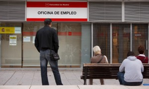 Unemployment remains a hindrance to economic recovery in Europe, particularly in Spain, where more than one in four are jobless [Getty Images]