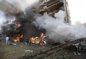 Medical sources say the death toll, at 20, is likely to rise [AP]