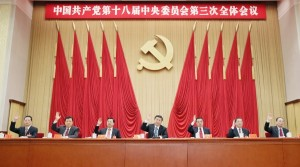 These reforms were approved at the Third Plenary Session of the 18th CPC Central Committee held from November 9-12 in Beijing [Xinhua]