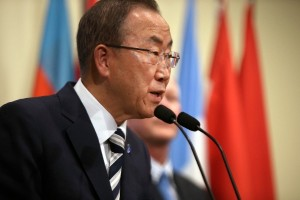 The UN said the perpetrators must be brought to justice [Getty Images]
