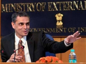 India's ministry of external affairs spokesperson Syed Akbaruddin says India welcomes the deal [Getty Images]