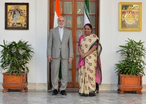 The two sides also discussed regional development including the developments in Afghanistan and the Middle East [MEA, India]