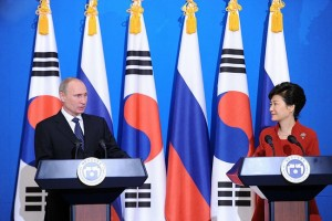 The Russia President's visit also resulted in Russia and South Korea switching to a visa-free travel regime [PPIO]