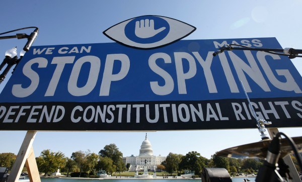 A US federal judge ruled NSA domestic spying may not be constitutional [Xinhua]