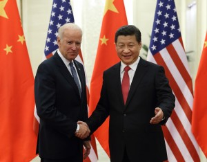 While the ADIZ was discussed privately, Biden and Xi also discussed trade and the global economy [Xinhua]