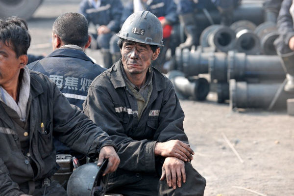 China is the world's largest consumer of coal, accounting for around half of global consumption [Xinhua]