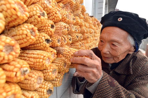 The Chinese government wants to reduce the economy's dependence on exports and enhance the role of consumption [Xinhua]