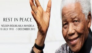 """After ten days of mourning, """"South Africa's greatest son"""", as the current President Jacob Zuma described Mandela, will be laid to rest [GCIS]"""