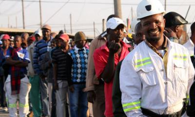 Association of Mineworkers and Construction Union (AMCU) members at Impala Platinum, Anglo American Platinum and Lonmin mines have downed tools on the morning shift of Thursday [AP]