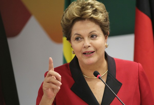 Rousseff has made curbing inflation a cornerstone of her economic platform [Xinhua]