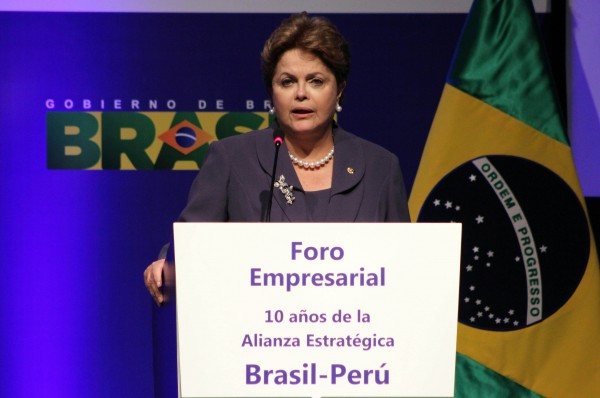 Rousseff has worked with European and South American allies to pressure the US on illegal NSA spying overseas [Xinhua]