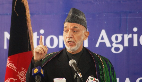Karzai's government has received $2 billion in assistance from India since 2002 [Xinhua]