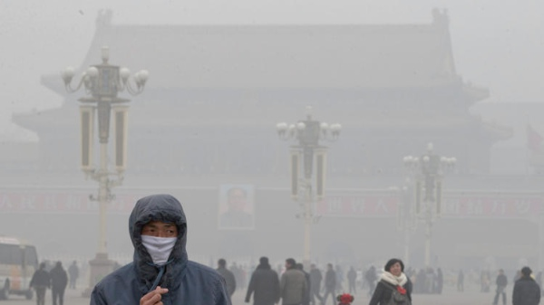 Some Chinese experts are suggesting that China could grant its environment ministry veto powers over high-polluting projects [AP]