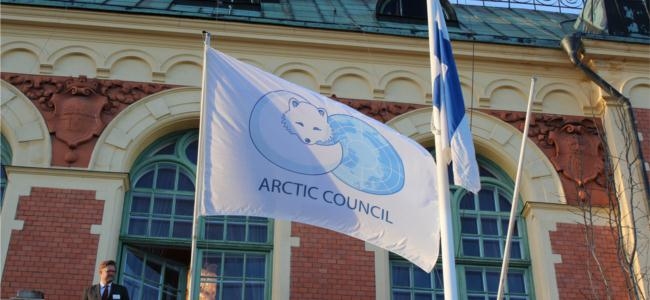 China and India can now sit in on meetings at the Arctic Council without voting [Image: Arctic Council]