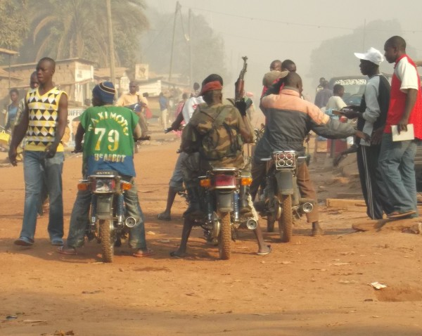 Thousands have died in CAR since Christian militias were formed to fight the Muslim Seleka Coalition [Xinhua]