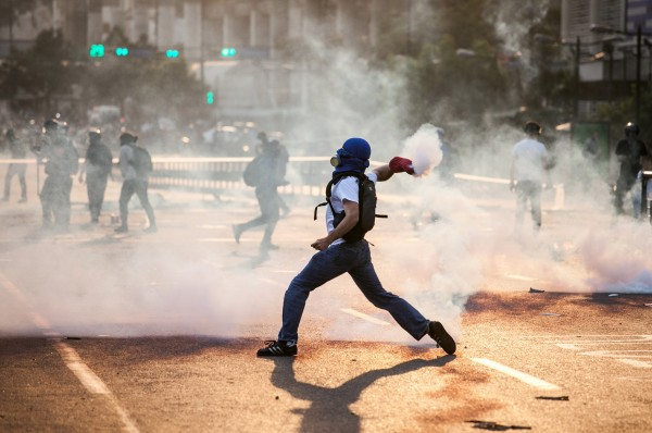 Twenty people have been killed in Venezuela since street protests turned violent on February 4 [Xinhua]