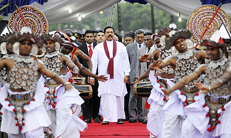 Sri Lanka's government is considering a process similar to South Africa's post-apartheid Truth and Reconciliation Commission to heal the wounds of its decades-long civil war [Getty Images]