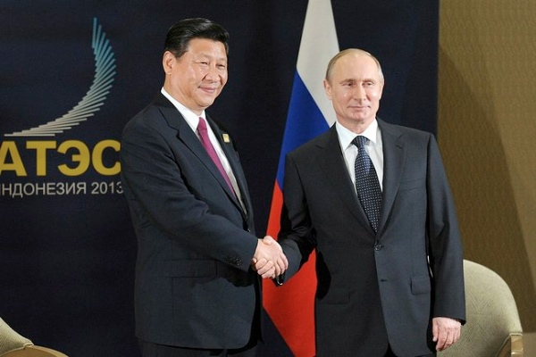 In 2013, Xi and Putin have overseen enormous Sino-Russian joint ventures including a massive oil deal with state-run Rosneft [PPIO]