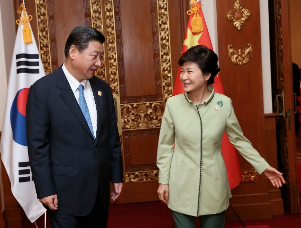 Beijing plans to continue to support better ties between the Koreas, asserted the Chinese President on Sunday [Xinhua]