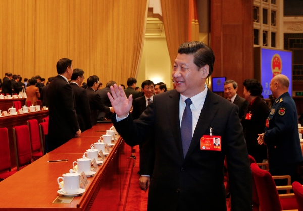 President Xi Jinping will attend the third Nuclear Security Summit(NSS) in The Hague from March 24-25  [Xinhua]