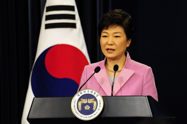 Park was criticised by North Korea after she suggested the UN provide medical help to pregnant women and reinvigorate cultural exchange between the former warring countries on the peninsula [Xinhua]