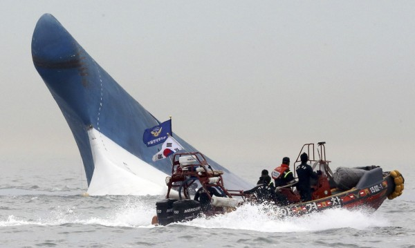 South Korean naval authorities said they will continue search and retrieval operations [AP]