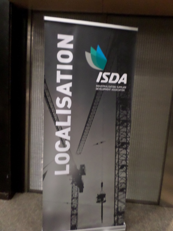 The ISDA aims to promote industrialisation by localising manufacturing for the South African government's infrastructure and procurement programmes [TBP]