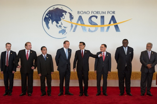 The Chinese Premier said said Asian nations will endeavor to reach an agreement on the RCEP by 2015 [Boao Forum 2014]