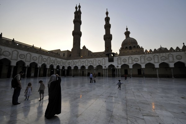The Al-Azhar Mosque said on Tuesday that the kidnapping of hundreds of Nigerian schoolgirls had nothing at all to do with Islam [Xinhua]