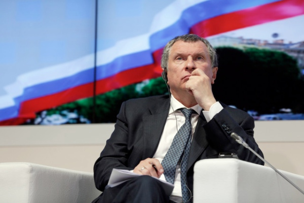 In February, Sechin said Rosneft could strike a deal with its Chinese partners to establish a joint venture on extracting oil in Russia, including on the continental shelf [Getty Images]