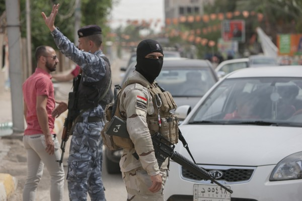 Is France now facing the type of extremist terrorism that has gripped major Iraqi cities in recent years? [Xinhua]