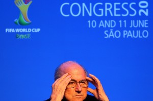 FIFA chief Sepp Blatter says that a lot of the players are tired from the round of European championships [Xinhua]