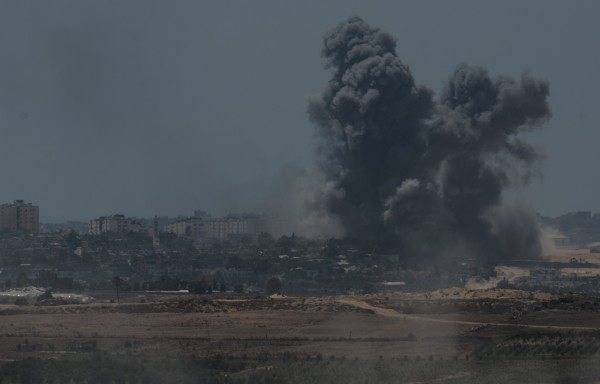 Gaza has come under severe Israeli bombardment during the three-week-old Operation Protective Edge [Xinhua]