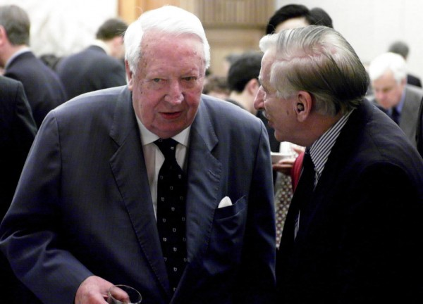 Sir Edward Heath, prime minister from 1970 to 1974, advocated closer ties with China until his death in 2005 [Xinhua]