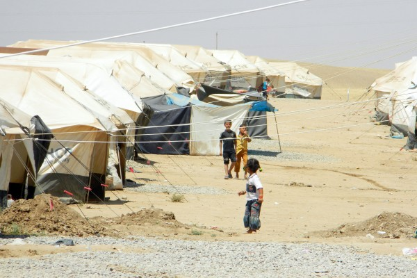 Displaced Iraqis fleeing Iraq following an offensive by Islamic State (ISIL) militants have been settled in homes in Turkey's  southern  province of Mardin. Tens of thousands of Iraqis, mainly Yazidi families, living in Iraq's Sinjar district bordering Syria were desperately trying to escape the country  for fear of massacres by the militants [Xinhua]