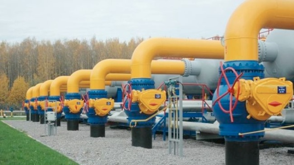 Six EU countries depend on Russia for 100 per cent of their gas imports [Xinhua]